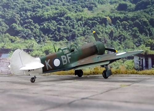 1:72 Australian Department of Aircraft Production (DAP)
