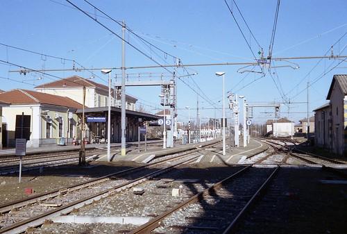 Nizza Monferrato - sole d'inverno.