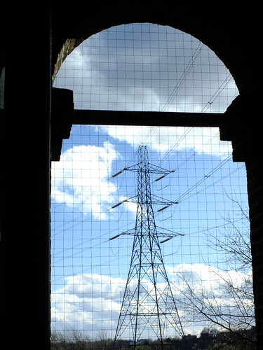 Pylon Framed