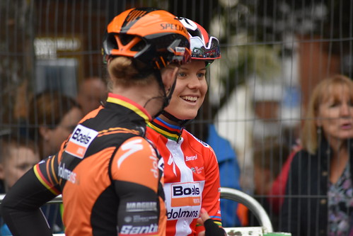 Beccles - Stage One Women's Tour 2019 Start