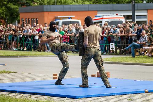 Tag der Bundeswehr 2019 in Pfullendorf