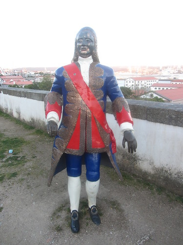 A  bronze  statue of The  Marquess  de  Ensenada, Ferrol