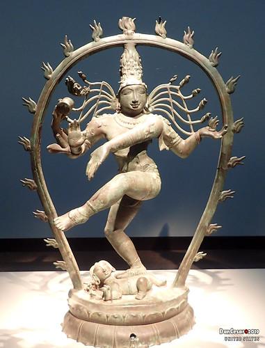 Shiva, Lord of Dance (Nataraja), India, state of Tamil Nadu, Chola dynasty, ca. 990