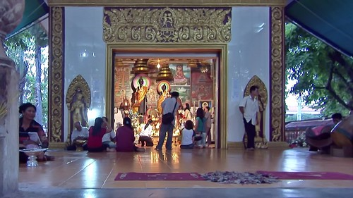 Cambodia - Temple Ceremony - 1