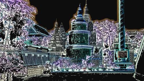 Cambodia - Temple - 61dd