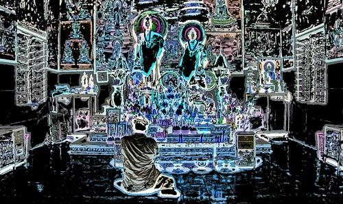Cambodia - Temple Ceremony - 8dd