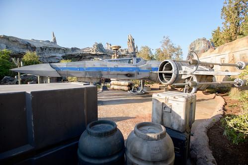 Star Wars: GalaxyÕs Edge Ð X-wing Starfighter