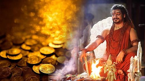 Awakening Wealth Consciousness - Dhanakarshana Bhairava Homa
