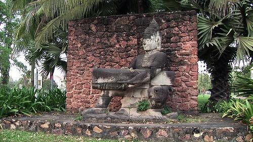 Cambodia - Signboard For Angkor Wat - 1