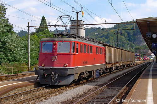 Ae 11447 in Burgdorf, P9160117-1