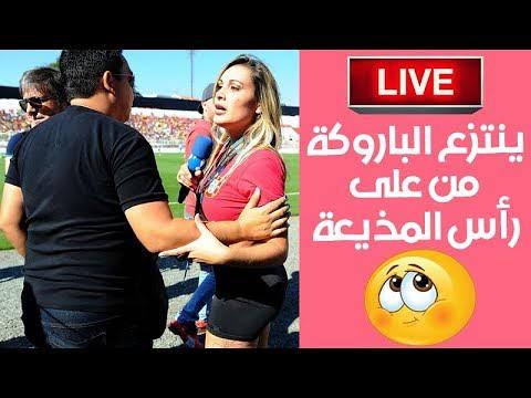 ينتزع الباروكة من على رأس المذيعة شاهد رد فعلها الجنونى😮 ..50 موقف محرج 😳 !!