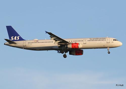 SAS A321 OY-KBK