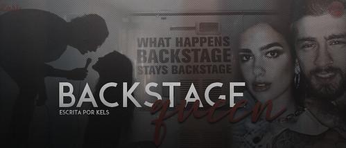Backstage Queen, por Kels