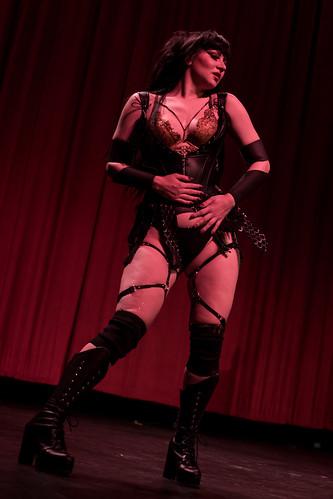Xena Burlesque