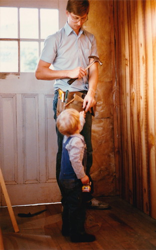 Autumn 1989 – Beaconsfield, Nova Scotia