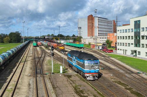 TEP70 0236 Go Rail | Narva (EE)