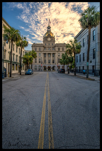 City Hall - Savannah Georgia - No. 2