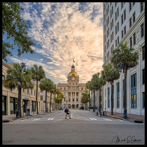 City Hall - Savannah Georgia