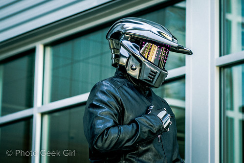 Project 365/Day 167: Daft Punk