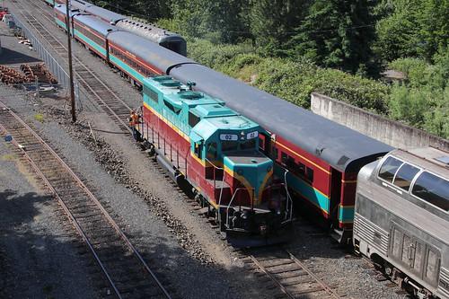 Mt. Hood Scenic Railroad, Hood River