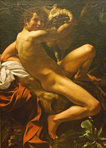 Caravaggio, Johannes der Täufer - John the Baptist - San Giovanni Battista