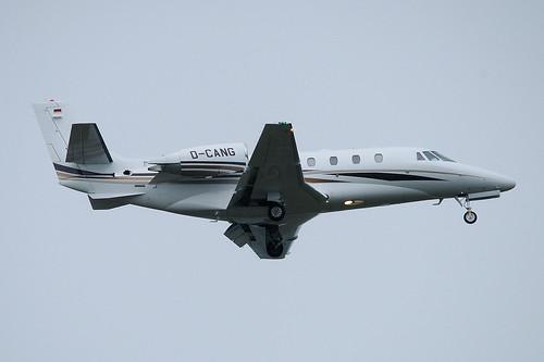 D-CANG(cn 560-6128) Cessna 560 Citation XLS+ Air Hamburg Private Jets