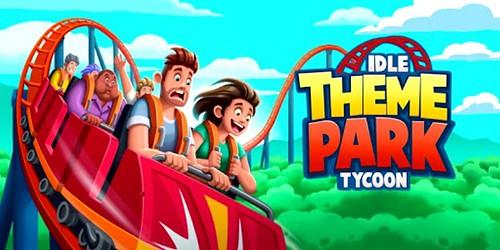 Idle Theme Park Tycoon Triche et Astuce - Comment avoir illimité Jetons