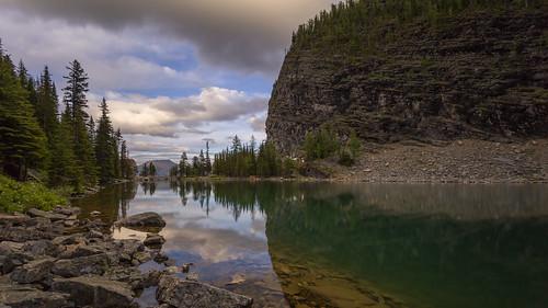 Lake Agnes View