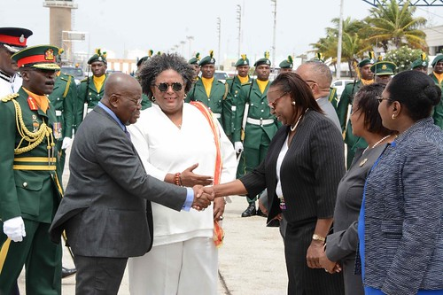 Official visit by President of Ghana (6)