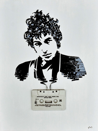 ghost in the machine - bob dylan