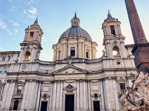Sant' Agnes in Agone