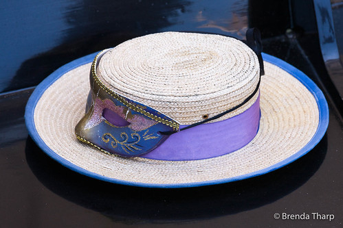 Gondolier's Hat with Mask