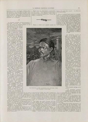 La Dépêche coloniale illustrée - 15 février 1909 - Số báo cách nay 110 năm, Kỷ niệm 50 năm ngày chiếm SAIGON (11)