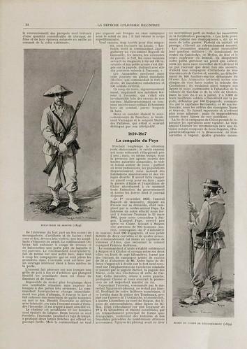 La Dépêche coloniale illustrée - 15 février 1909 - Số báo cách nay 110 năm, Kỷ niệm 50 năm ngày chiếm SAIGON (7)