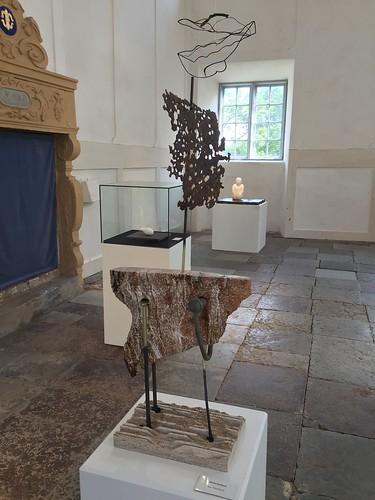 Skulpturer i Kyrksalen