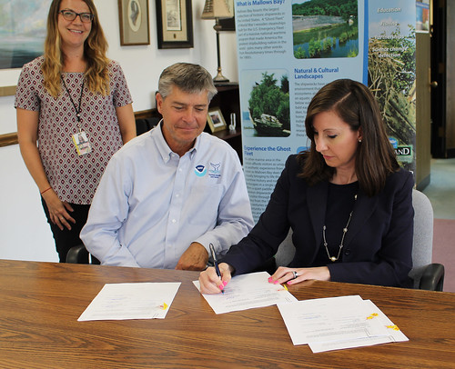 Mallows Bay-Potomac River National Marine Sanctuary Memorandum of Agreement