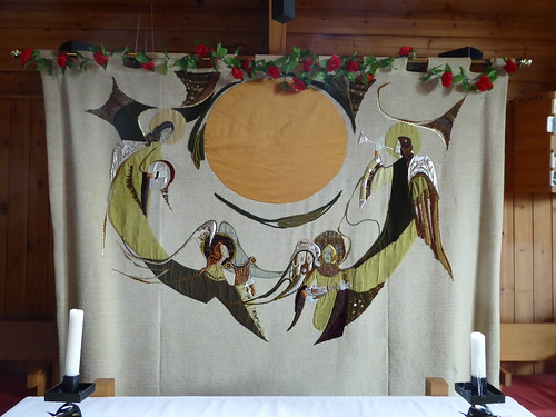 Altar Hanging, Kesgrave