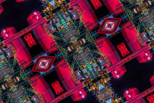 kaleidoscopic swinger