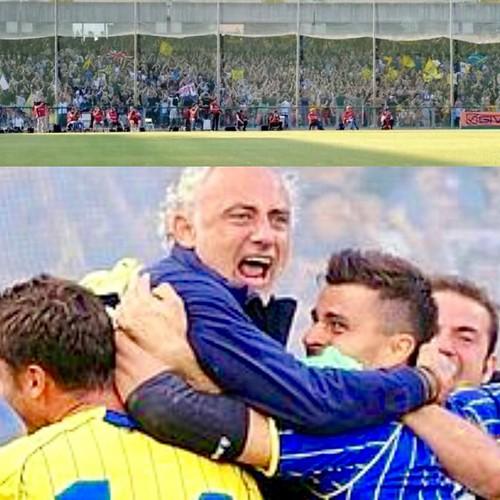 19 giugno 2011, Salernitana-Hellas Verona 1-0, i gialloblù tornano in Serie B!