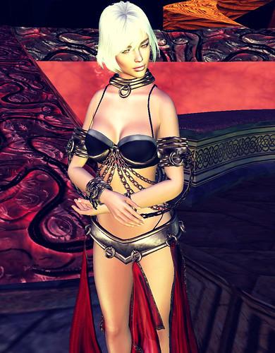 Ra'Kara, the Slave