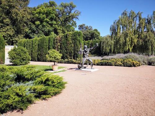 La ampliación del Jardín Botánico, otra asignatura pendiente del gobierno municipal de Joan Ribó y la Universitat de Valencia