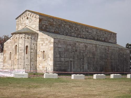 Fiera di a Canonica: la cathédrale (XIe s)