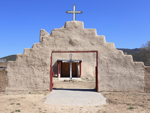 New Mexico - High Road to Taos