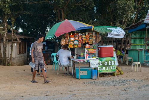 Selling Salty Snacks and Juicy Juice