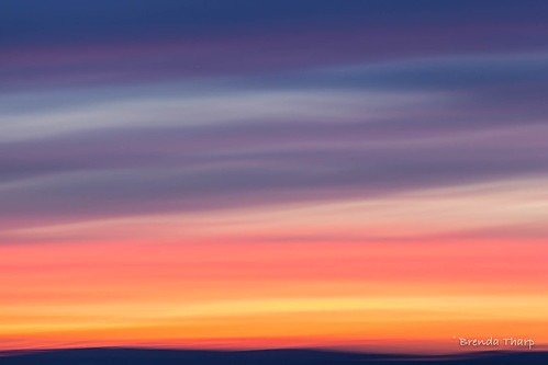 Impressions of Sunset.