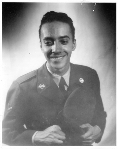 My dad sometime after boot camp 1949