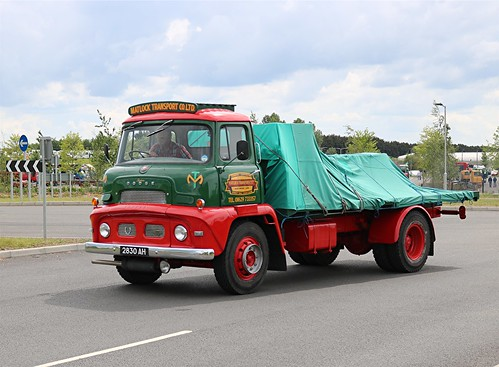 2830 AH 1958 DODGE K300