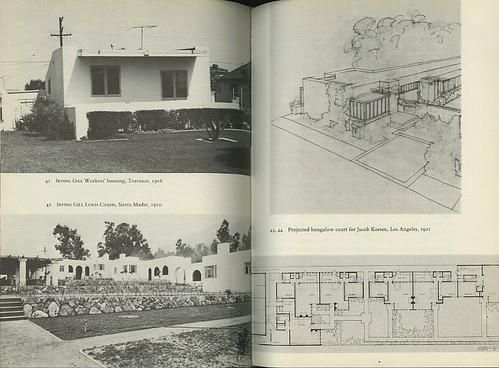 1972 David Gebhard R M SCHINDLER California Modern Architect Julius Shulman Hc Dj