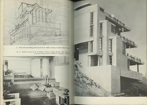 1972 David Gebhard R M SCHINDLER   California Modern Architect Julius Shulman HcDj