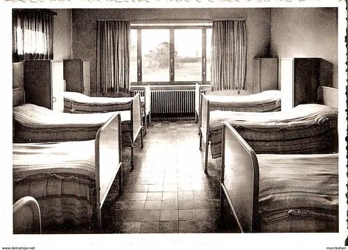65 LOURDES -  Cité secours St Pierre, le pavillon dortoir cite de l enfance